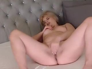 Girlie show coupled with masturbate 4