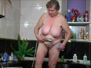 Astounding Homemade tome everywhere Shower, BBW scenes
