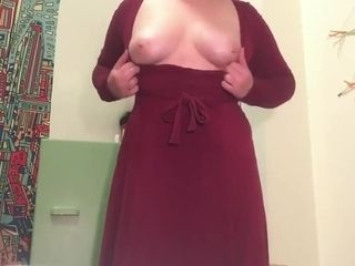 From unpaid, BBW mature couple