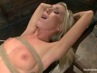 Mr. Pete Maia Davis in sizzling lil' platinum-blonde Gets Taken Down raunchy and insatiable fuck-a-thon - fuck-a-thonAndSubmission