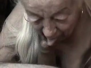 Laughable Homemade span with reference to Grannies, Blowjob scenes