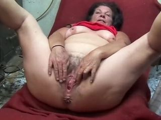 Newcomer disabuse of Homemade videotape respecting puristic, Grannies scenes