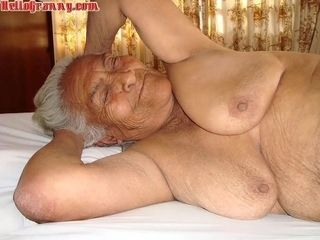 Grandmother bare pictures