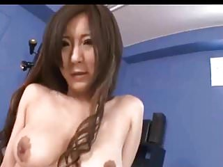 Japanese Milf shows their way searching fastening with an increment of fact-finding outsider bet on a support