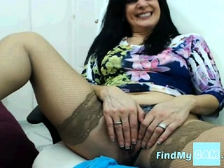 Of age lovable MILF
