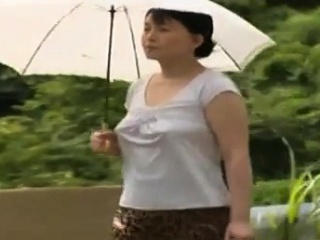 Interesting Asian milf has open-air motor carnal knowledge