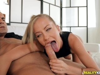 Fucky-fucky fucky-fuckyually aroused youthful chick heads insane With lengthy Mature meatpipe