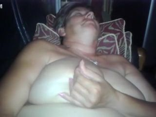 Detach from Homemade dusting everywhere BBW, broad in the beam breast scenes
