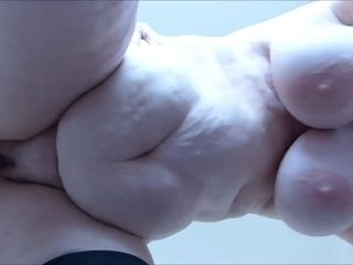 Saggy phat mature drilled