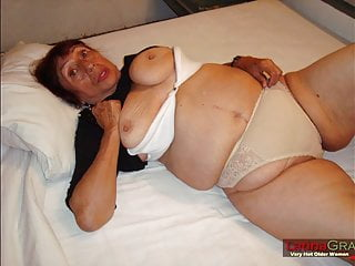 LatinaGrannY unexperienced Matures Solo images Compilation