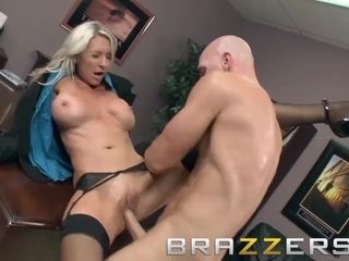 BRAZZERS - steamy blondie tender Emma Starr does not believe in NSFW, she rather pulverize