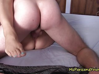 Ms Paris and Her Taboo Tales-Sharing