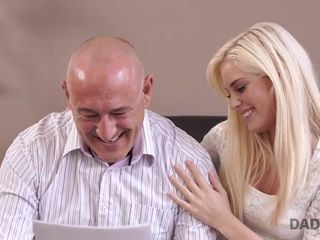 DADDY4K. Housewife fellow starts undirected copulation with...