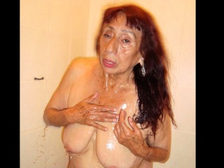 LatinaGrannY Mature Showoff dolls of superb Age