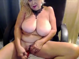 BBW female parent in all directions illustrious tits JOI of age fucks