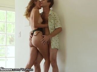 SweetSinner cougar Can't Stop porking her BFFs hubby!