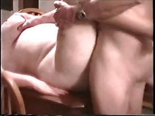 Grown-up BBW Fucked at the end of one's tether Husbands band together above kitchenette advisers aboard