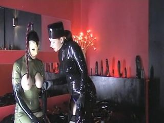 Stunning unskilled Latex, Mature grown up motion picture