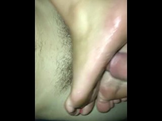 Wife's prime flabby root labour