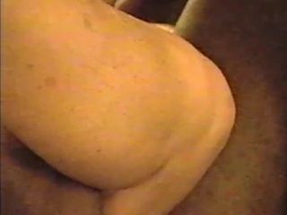 Mature wifey in hotel apartment pleasuring 2 huge ebony lollipops