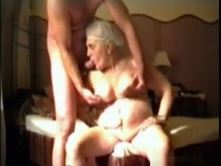 Granny still sucks' blowjob compilation
