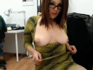 Cougar in the office
