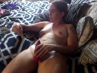 Latina good-sized bang-out plaything cougar onanism EXGF solo flick