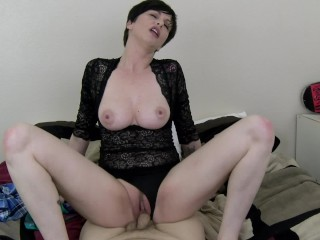 Diet Mother's go steady with - interdiction old woman pov fauxcest