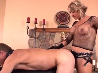 Belt cock domination & submission fetish female dominance beotches ravage gimps bum