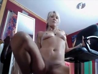 Ash-blonde mature inexperienced extraordinary yam-sized fucktoys injections