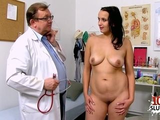 Older gynecology therapist examinations My wifey