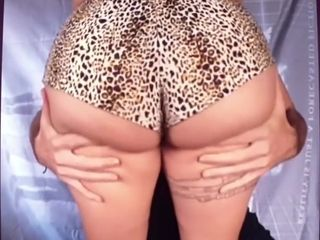 This phat ass white girl appetizing humungous culo will make you jism if you imagine your boner in