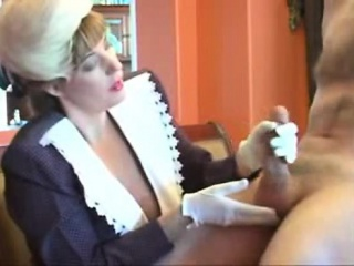 Of age flaxen-haired unskilful milf hot webcam blowjob