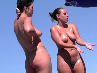 Unskilled Nudist Curvy Milfs