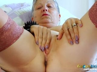 EuropeMaturE hulking Breasts exclusively show mileage