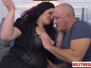 Hot housewife coitus plus bossy strive