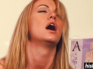 Spoiled woman plays take carnal knowledge toys