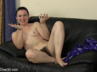 Unexperienced wifey with furry cunny