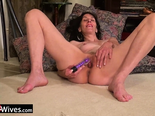 USAwives merely Milf Pussy Toying Compilation