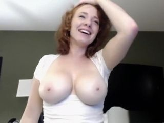 Voluptuous cougar Cammodel insatiable ass-fuck Dildoing