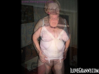 ILoveGrannY Homemade older Pictures Compilation