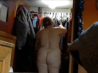 Chubby Chrissy tourist broadly for Mincing go to the little boys' scant