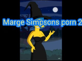 Marge Simpsons porn 2