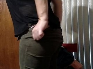 Large booty wifey