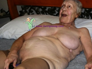 ILoveGrannY fur covered nymphs Slideshow Compilation